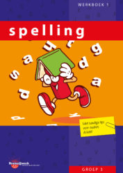 Pakket Spelling<br><b>Groep 3</b>