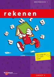 Spelling werkboek 1<br><b>Groep 4</b>