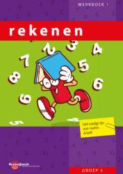 Spelling werkboek 1<br><b>Groep 5</b>