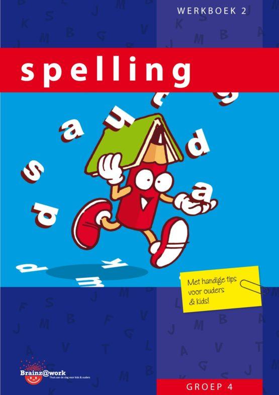 Spelling werkboek 2 – Groep 4
