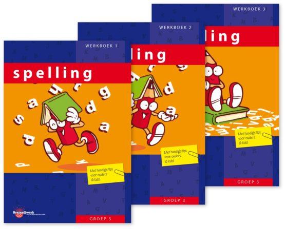 Pakket spelling – groep 3