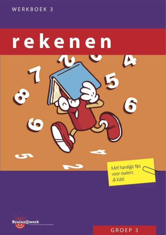 Rekenen werkboek 3 – Groep 3