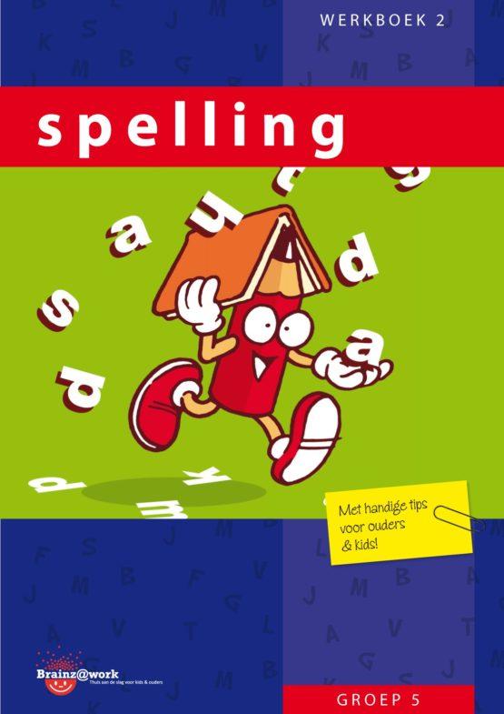 Spelling werkboek 2 – Groep 5