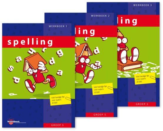 Pakket spelling – groep 5